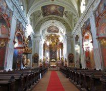 Stadtpfarrkirche Krems St. Veit <br> (Dom der Wachau)