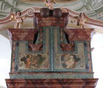 Wallfahrtskirche am Frauenberg bei Leibnitz, Orgel