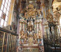 Pfarrkirche St. Nikolaus, Waldaufaltar